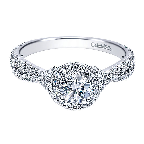 Engagement Rings by Gabriel & Co